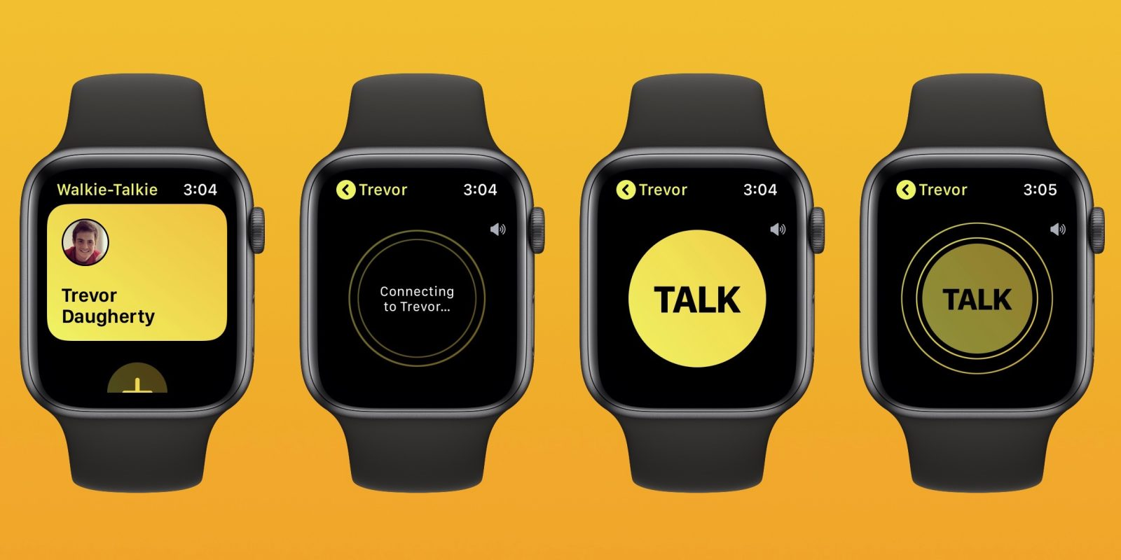 Apple disables Walkie-Talkie app due to vulnerability