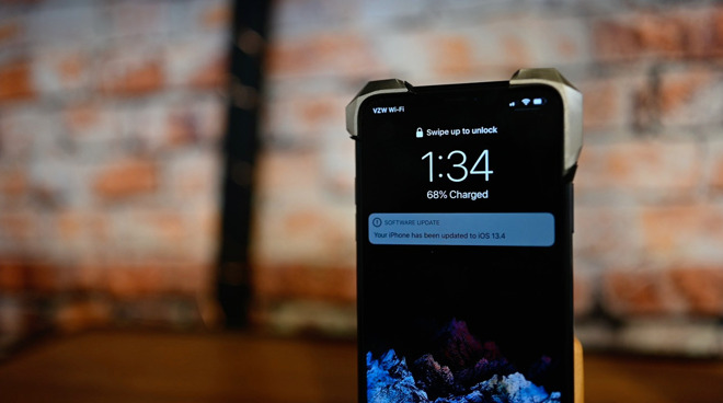 Apple Could Release iOS 13.4 to on March 17