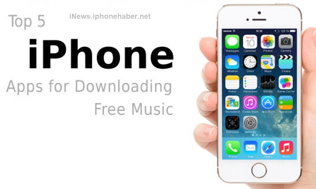 How to Download Free Music on iPhone and iPad Device