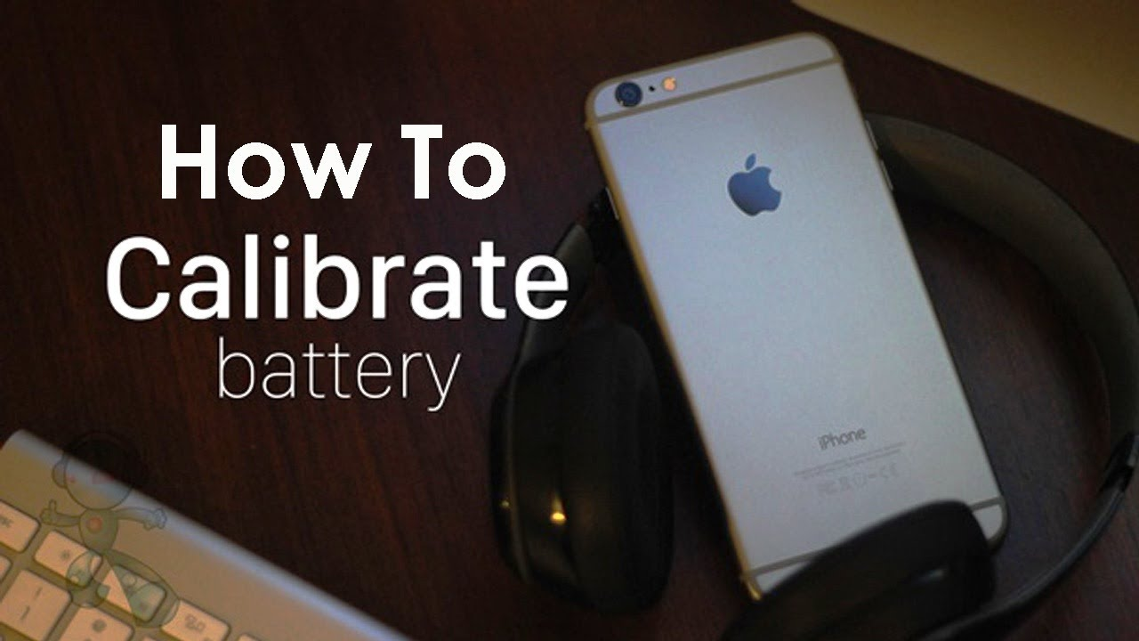 How to Reset iPhone Battery (Calibrate)